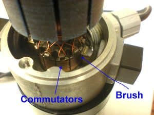brush motors