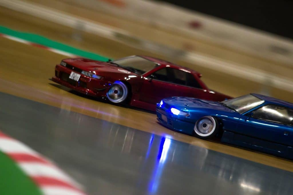 rc cars drifting