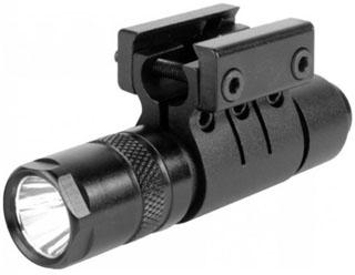 airsoft rifle flashlight